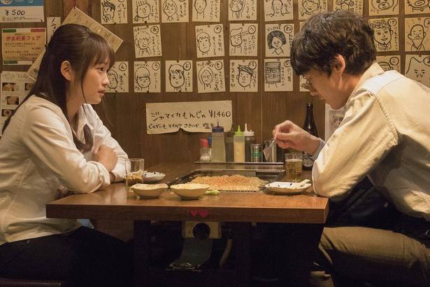 川栄李奈&坂口健太郎のデートショットも話題に