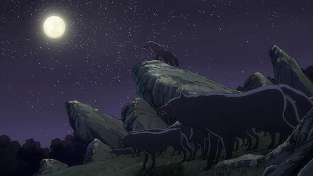 「転生したらスライムだった件」第3話の先行カットが到着。なりゆきでゴブリンたちの手助けを!?