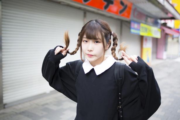 メイドになったキッカケは「東京に来るってなった時に、どうせなら可愛い制服を着て働きたい!と思って」