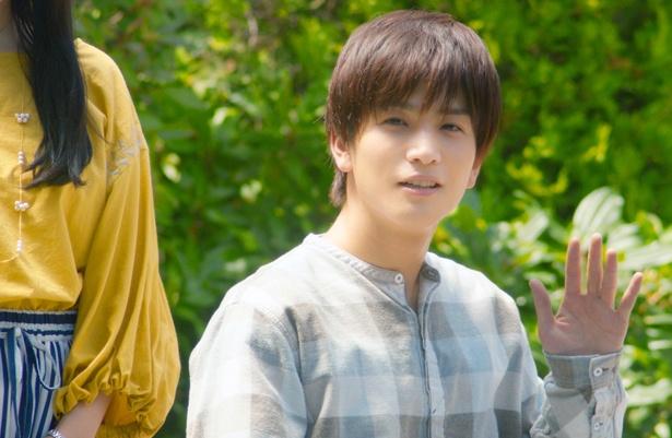 【写真を見る】岩田剛典演じる樹が元カノ・美姫(大政絢)の幸せを願う…