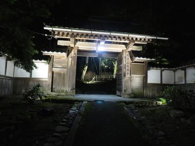 【写真を見る】多賀大社・胡宮神社・高源寺・大瀧神社などがライトアップされる