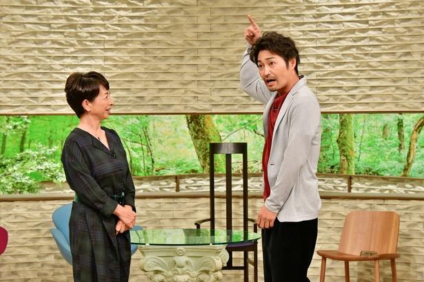 【写真を見る】安田顕のお茶目なエピソードも