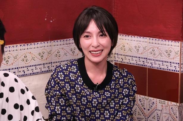 【写真を見る】奥菜恵、週刊誌記者との攻防を激白!