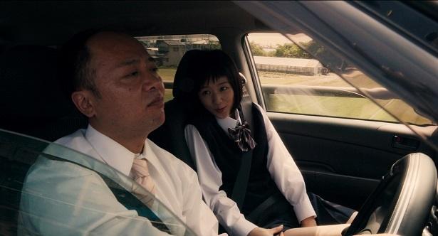 マキタスポーツは、社用車で女子高校生と?