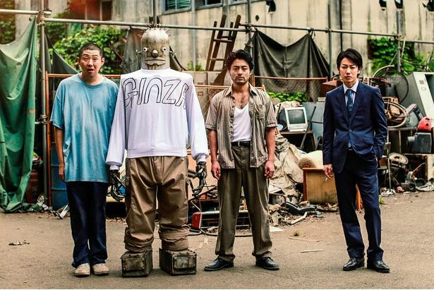 特別招待作品として上映される山下敦弘監督の『ハード・コア』