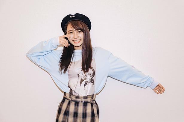 足立佳奈が1stアルバムをリリース