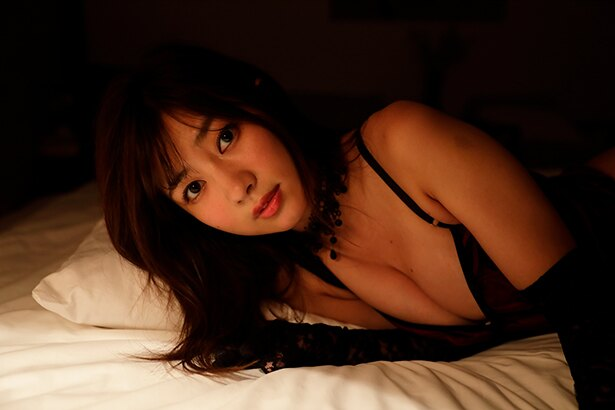石岡真衣DVD「ボクの最高な彼女」(ギルド)より