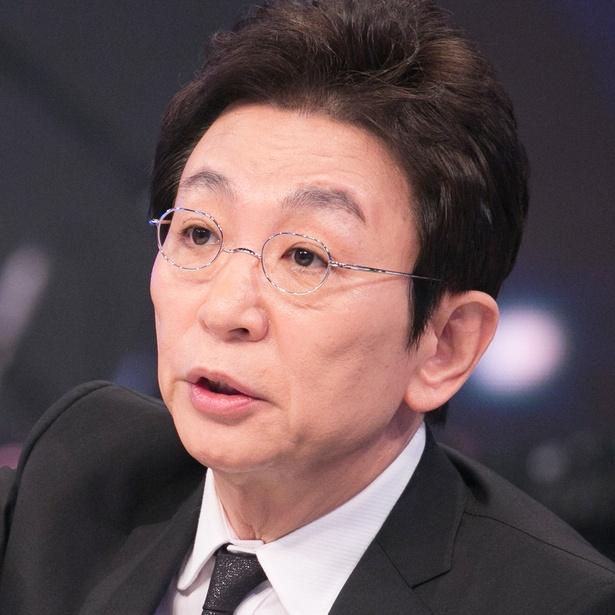 【写真を見る】30年ぶりにTBSドラマに出演することが決定した古舘伊知郎