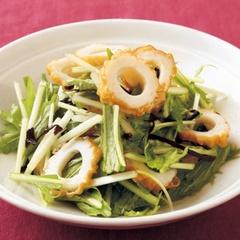 副菜におすすめ! 冷蔵庫のちくわを活用できるサラダ5選