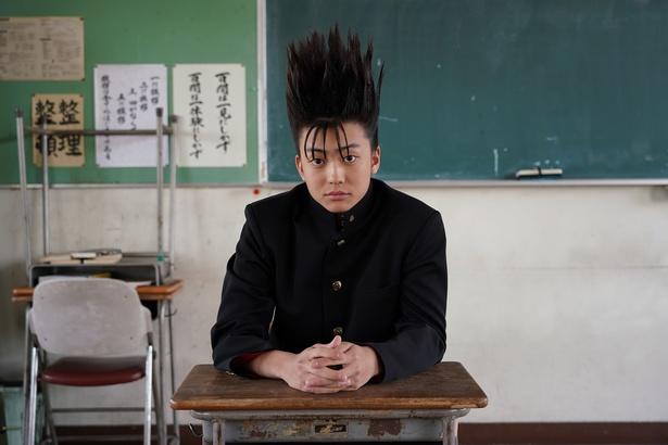 伊藤真司(伊藤健太郎)転校を機にツッパる。温厚で正義感が強く、タイマン勝負を好む。金持ちでモテるので、三橋からねたまれる