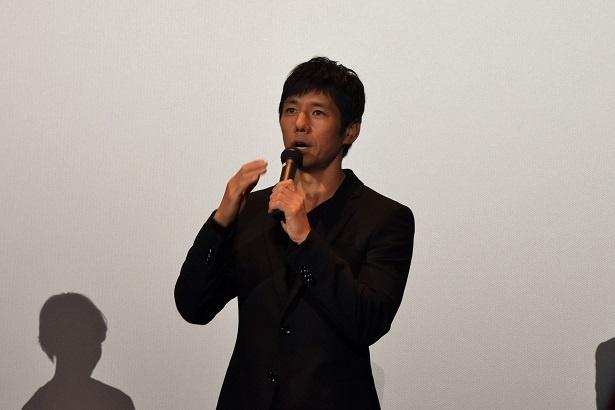 西島秀俊は嬉しくてペンを光らせていたエピソードを語る