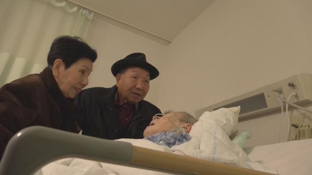 【写真を見る】袴田巖氏に死刑判決を下した当時の裁判官の一人・熊本典道氏と50年ぶりに対面する