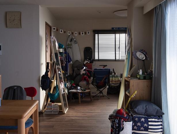 斑目(中島健人)の部屋にあった小道具