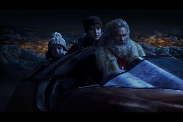 『ホーム・アローン』のクリス・コロンバスが贈る、新たなクリスマス映画が誕生!