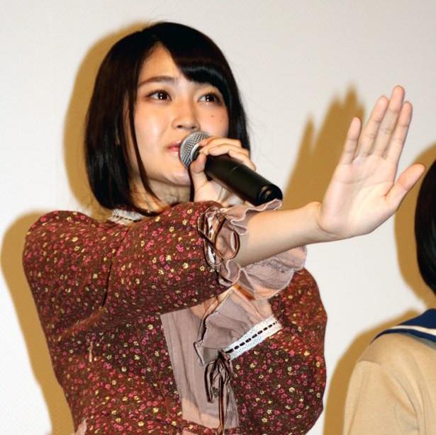 欅坂46石森虹花、3年前の自分へ「少しだけ大人しくしていてください」