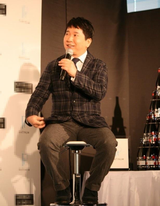 田中裕二は冷静にMCをするも…