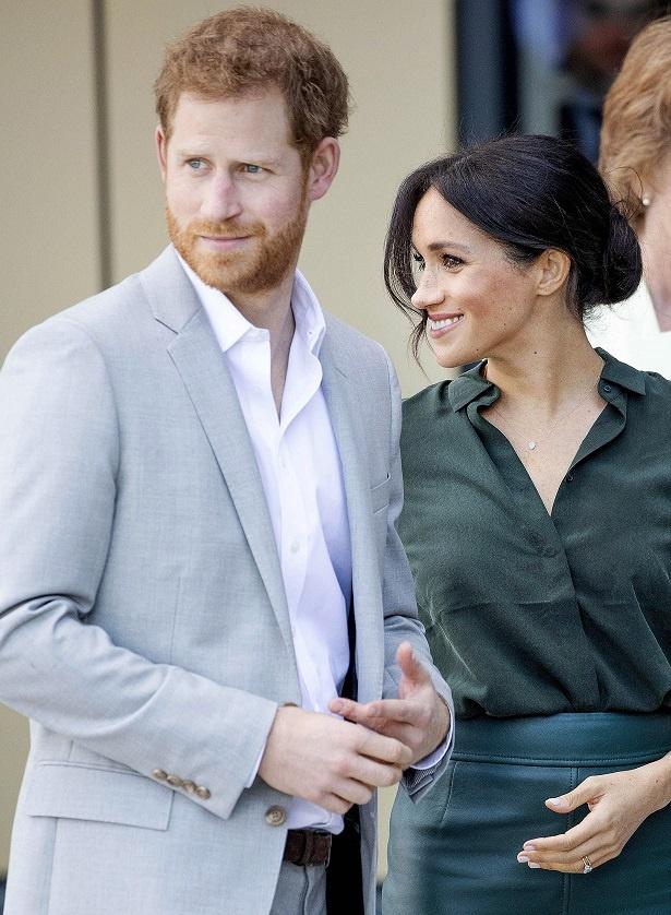 ヘンリー王子の妻と元カノたちが、コーデカラーで美の競演!