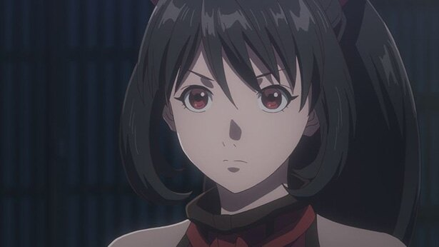 「あかねさす少女」第3話の先行カットが到着。奈々の結婚相手・千波トモヤの正体は?