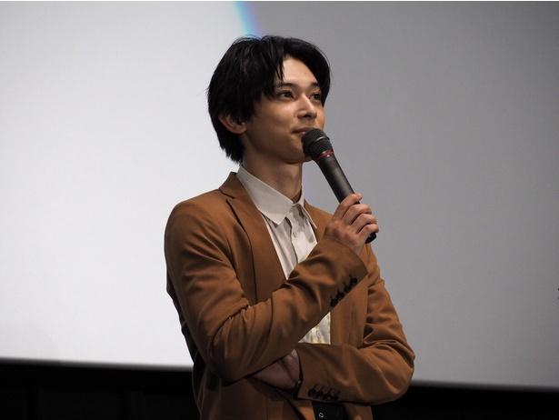 ところどころで関西弁を披露した吉沢亮