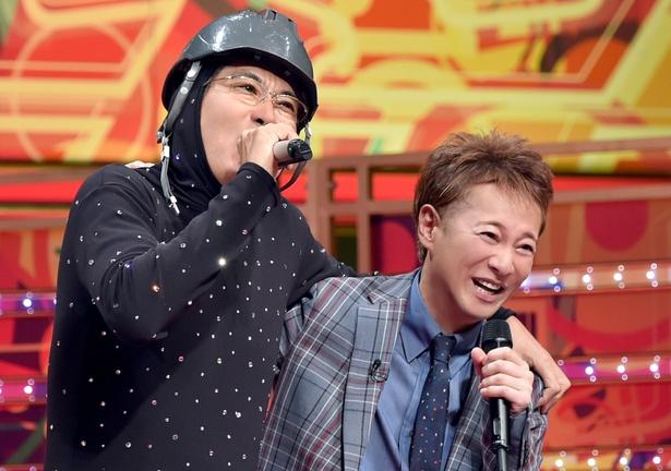 「UTAGE!」で中居正広&石橋貴明の名コンビが再び!
