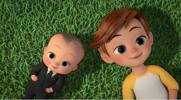 「ボス・ベイビー:ビジネスは赤ちゃんにおまかせ!」から本編映像が到着!