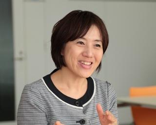 今回のインタビューに答えてくれた、(株)ぐるなび プロダクトコミュニケーション部門・村田彰子さん