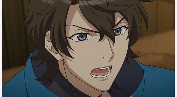 「BAKUMATSU」第3話の先行カットが到着。坂本に高杉が反発!