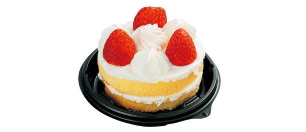 ファミマのショートケーキは通常の約2倍!