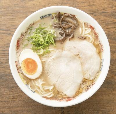 ちゃんぽん・ラーメン 明日香 大和店 / 「英龍麺」(639円)