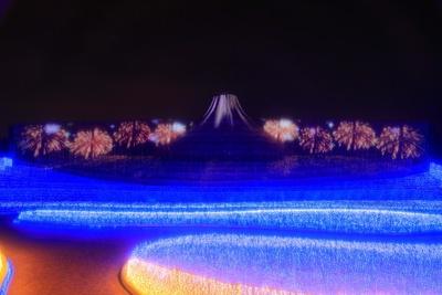「『JAPAN』~日本の情景~」では日本の祭りの風景も再現する