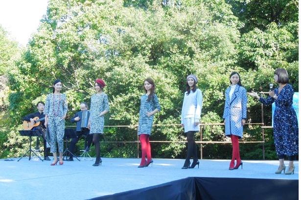 国内外のファッション業界に優れた人材を輩出する「ナゴヤファッションコンテスト」の受賞作品を披露※過去開催の様子