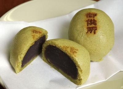 博多旧市街 ライトアップウォーク 千年煌夜 / お茶・甘酒・饅頭を楽しむ