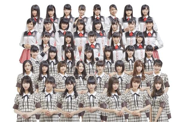 新曲「世界の人へ」がヒット中のNGT48