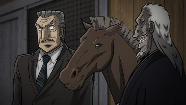「中間管理録トネガワ」第16話の先行カットが到着。ナンバー2のポストを脅かす人物とは!?
