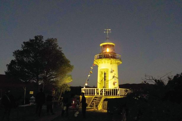 3丁目エリアにある品川燈台を11月3日(祝)・4日(日)限定で特別点灯!