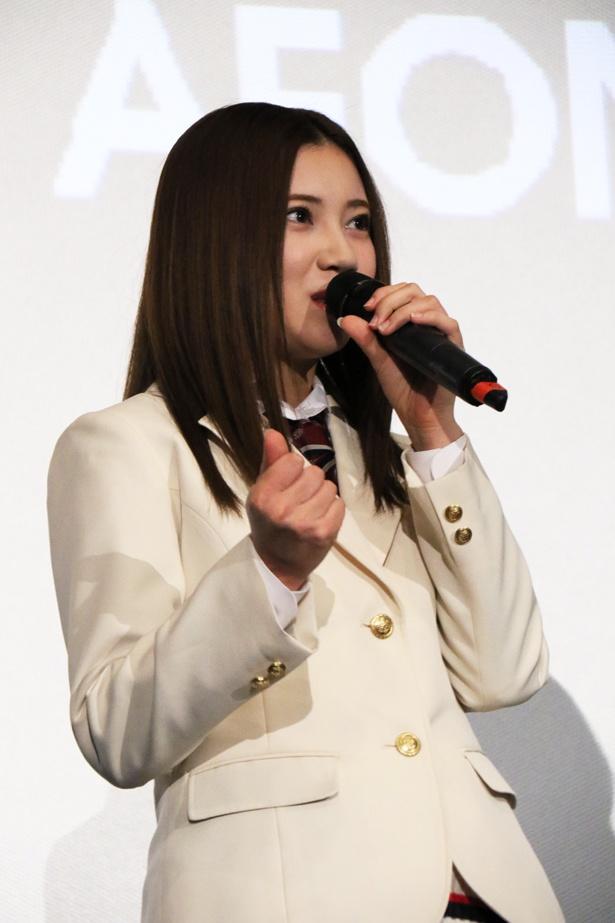 SKE48・北川綾巴の発言に先輩から冷たい視線?