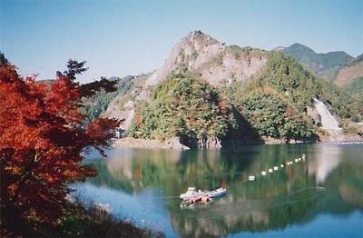 日向神峡(福岡県八女市) / 奥八女に広がる紅葉風景