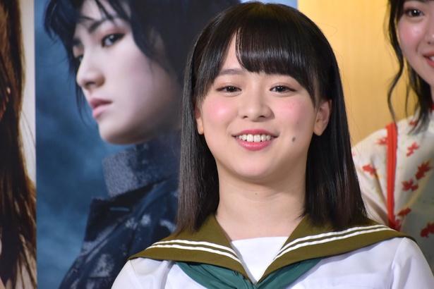 倉野尾成美さん(AKB48)
