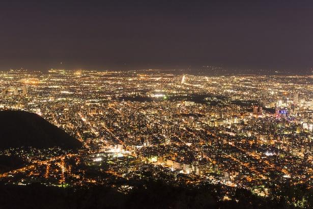 2018年10月5日の風景。北海道胆振東部地震の被災地でもある札幌市だが、その景色は街のパワーを物語るかのよう