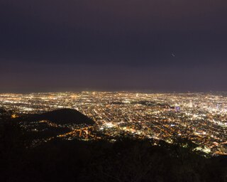 日本新三大夜景を受賞!札幌の夜景&注目のイルミネーション
