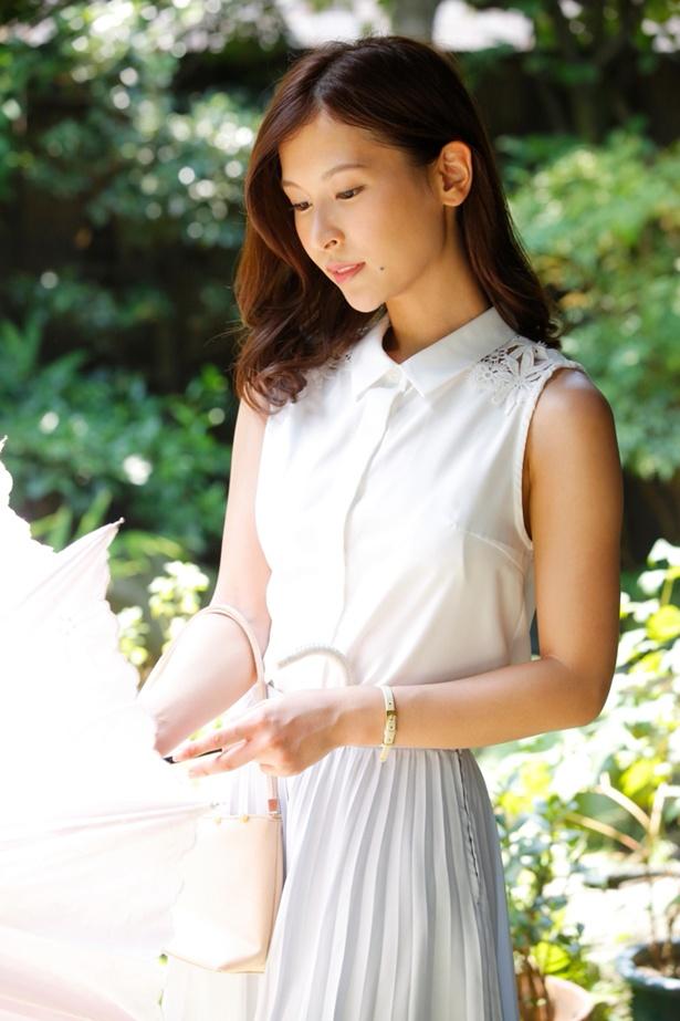 グラドル和久井雅子、1st DVDは「ギャップを楽しんで」