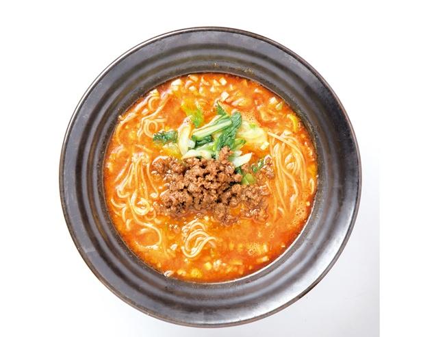 「汁あり担々麺」(800円)/「汁あり担々麺 杏亭」