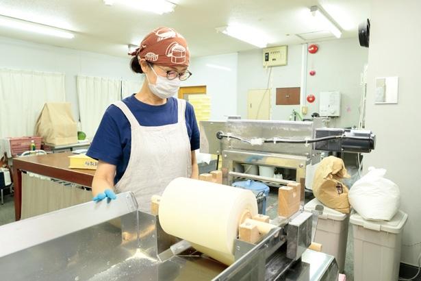 こだわり麺はこうして作られる(5)/「麺屋 さくら」
