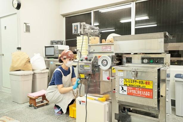 こだわり麺はこうして作られる(6)/「麺屋 さくら」