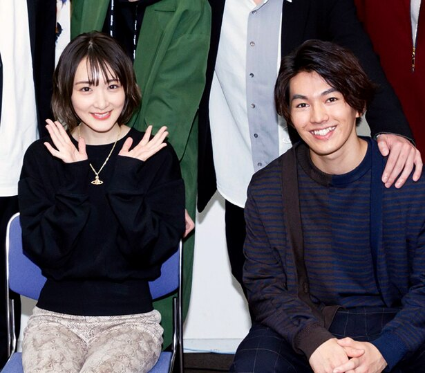 生駒里奈「原作の面白さ、衝撃を感じて」矢部昌暉とのW主演で人気漫画を舞台化
