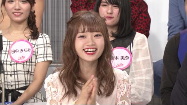 「超ショートネタ祭り」で審査員を務めるNGT48・中井りか