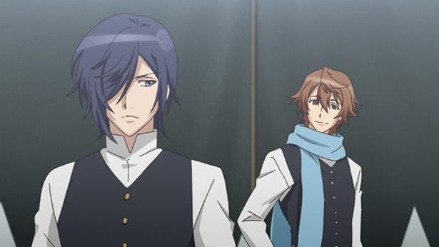 「BAKUMATSU」第4話の先行カットが到着。桂が新選組隊士に!