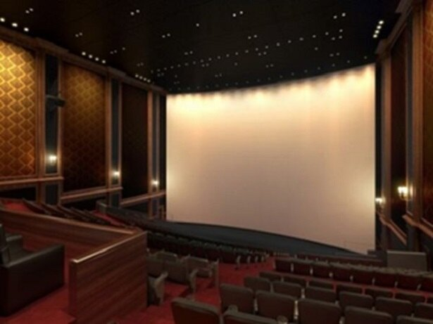 国内最大のIMAXスクリーンを有する『グランドシネマサンシャイン』