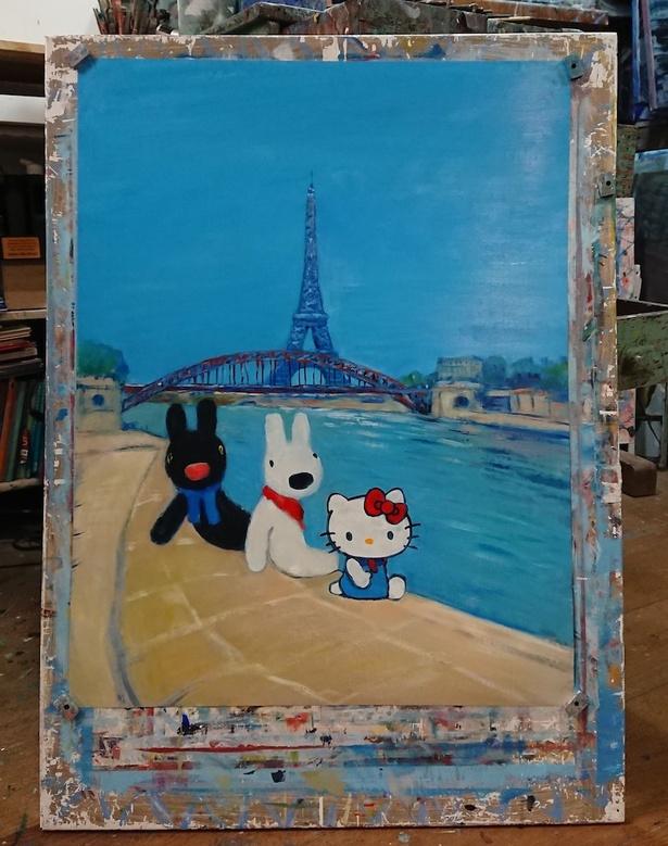 「リサとガスパール」と「ハローキティ」初のコラボ絵本が2019年1月にフランスで出版決定!