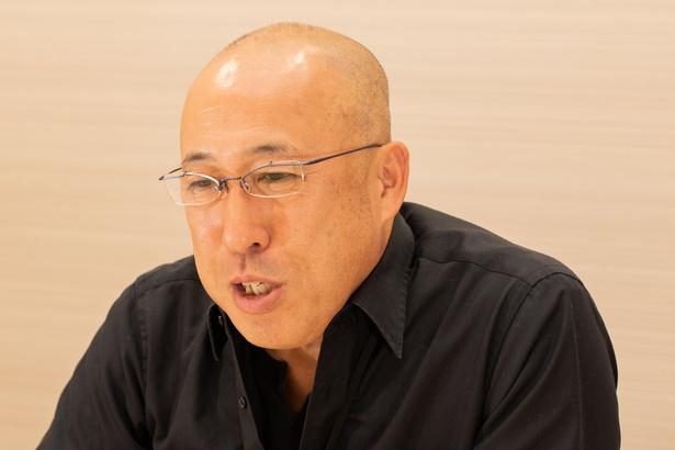 FIAインターコンチネンタル・ドリフティングカップのプロモーターであるサンプロスの斎田社長